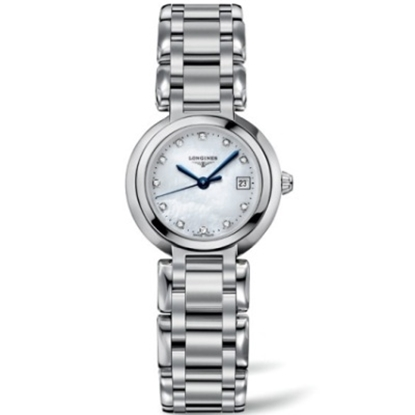 Picture of Longines® Ladies' PrimaLuna Stainless Steel Watch