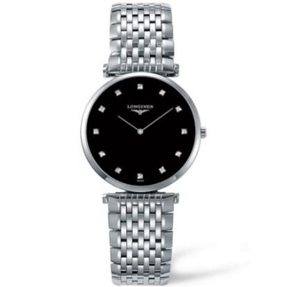 Picture of Longines® Men's La Grande Classique Watch with Black Dial