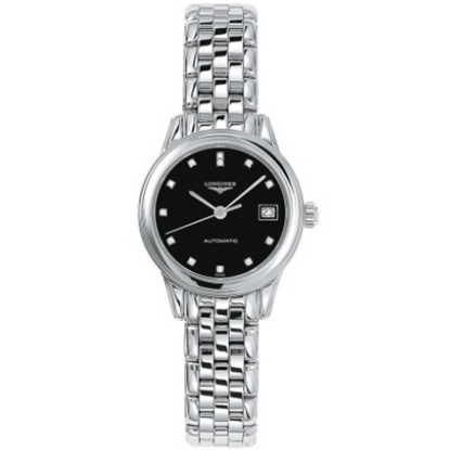 Picture of Longines® Ladies' Flagship Stainless Steel Watch