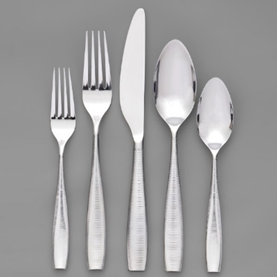 Picture of Nambe Fiona 5-Piece Place Setting Flatware Set