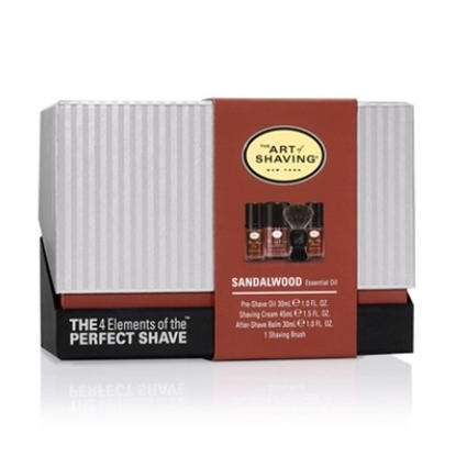 Picture of The Art Of Shaving® Mid-Size Kit - Sandalwood