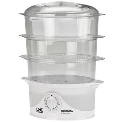 Picture of Kalorik Three-Tier Food Steamer