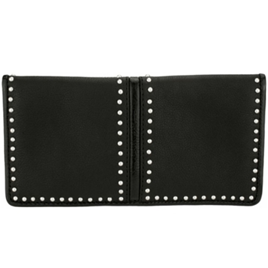 efe03c8623eb6 MileagePlus Merchandise Awards. Brighton® Pretty Tough Large Wallet ...