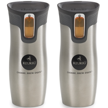 Picture of Keurig® Travel Mugs - Set of 2