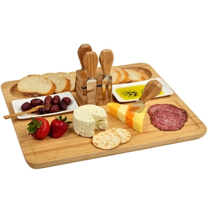 Picture of Picnic At Ascot Sherborne Bread and Cheese Set