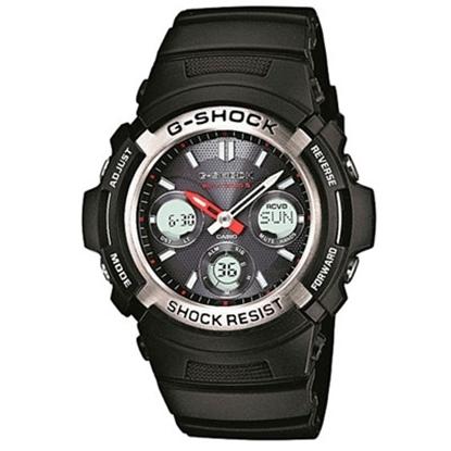 Picture of Casio Solar Atomic G-Shock Men's Watch - Black