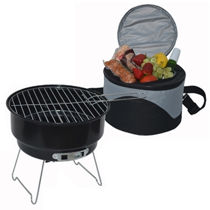 Picture of Picnic at Ascot™ Portable Grill & Cooler Set