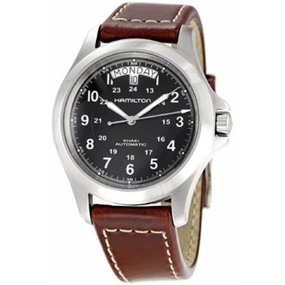 Picture of Hamilton Men's Khaki Field King Automatic Watch