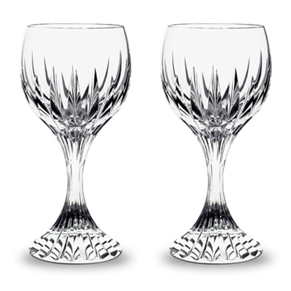 Picture of Baccarat Massena No.3 Wine Glasses - Set of 2