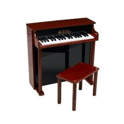 Picture of Schoenhut® 37-Key Traditional Deluxe Spinet Toy Piano