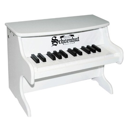 Picture of Schoenhut® My First Piano II - White