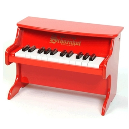 Picture of Schoenhut® My First Piano II - Red
