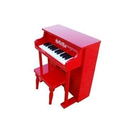 Picture of Schoenhut® Elite Spinet Piano - Red