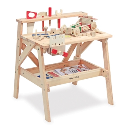 Picture of Melissa and Doug® Wooden Project Workbench