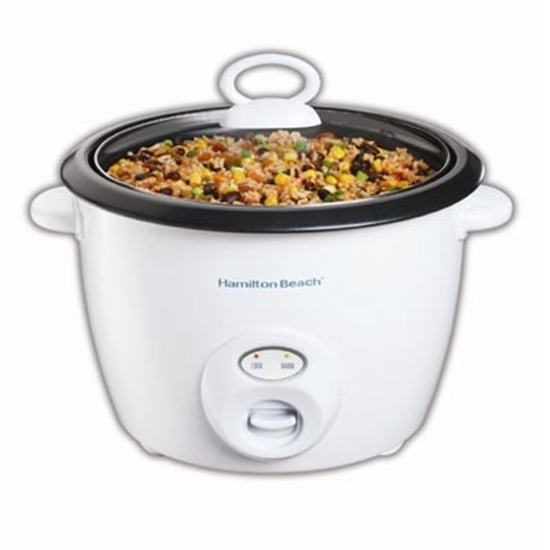 Picture of Hamilton Beach 20-Cup Capacity Rice Cooker