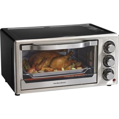 Picture of Hamilton Beach 6-Slice Convection/Toaster Oven