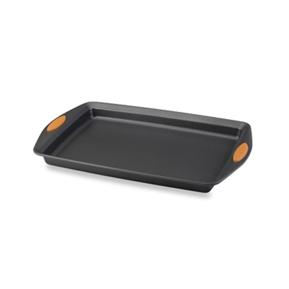 "Picture of Rachael Ray 11"" x 17"" Cookie Pan - Orange"