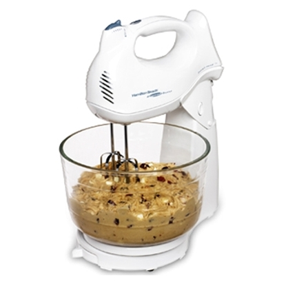 Picture of Hamilton Beach® Power Deluxe™ Hand/Stand Mixer