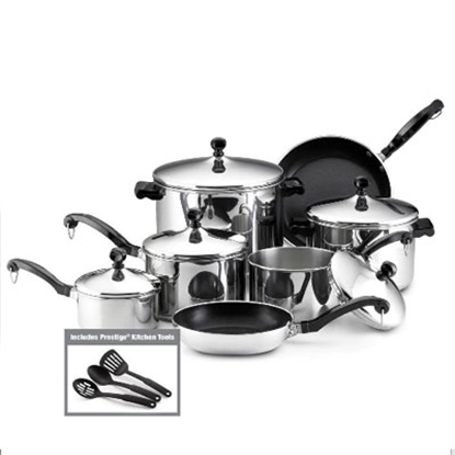 Picture of Farberware® Classic Series 15-Piece Cookware Set