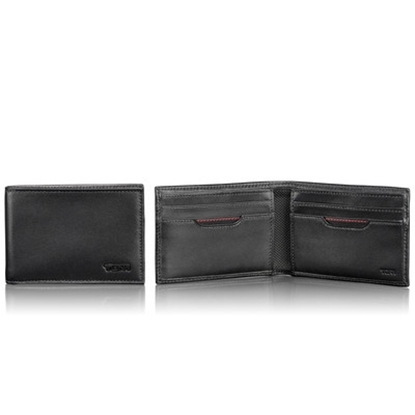 Picture of Tumi Delta Slim Single Billfold - Black