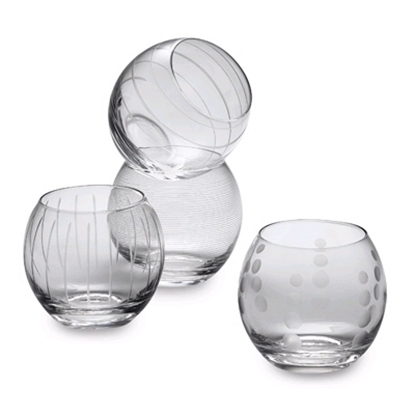 Picture of Mikasa® Cheers Balloon Wine Glasses - Set of 8
