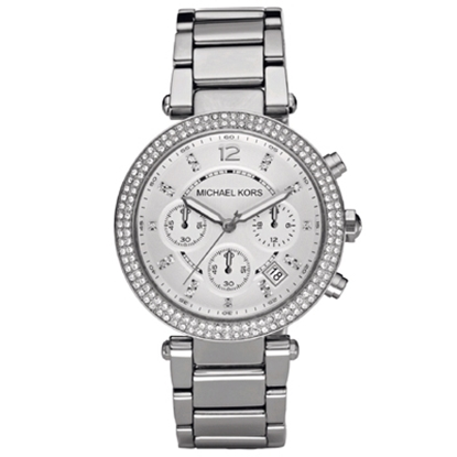 Picture of Michael Kors Ladies' Watch with Crystal Bezel