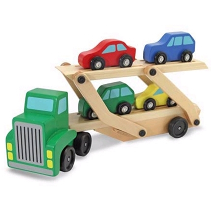 Picture of Melissa and Doug® Car Carrier