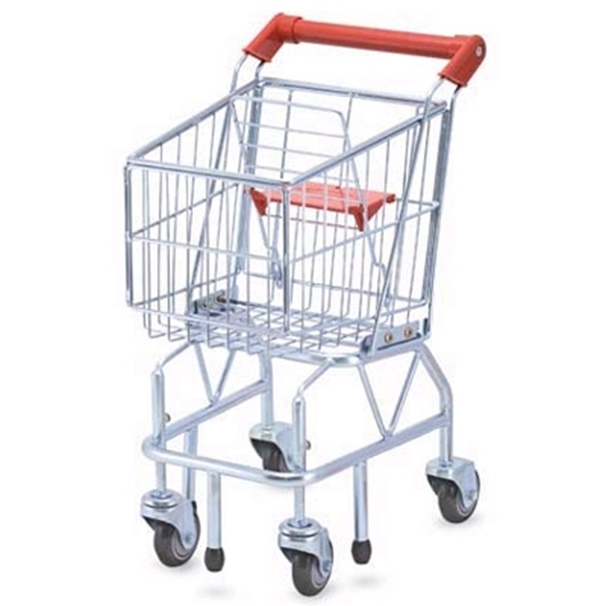 Picture of Melissa and Doug® Grocery Shopping Cart
