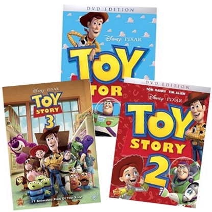 Picture of Disney Pixar Toy Story Movie Collection