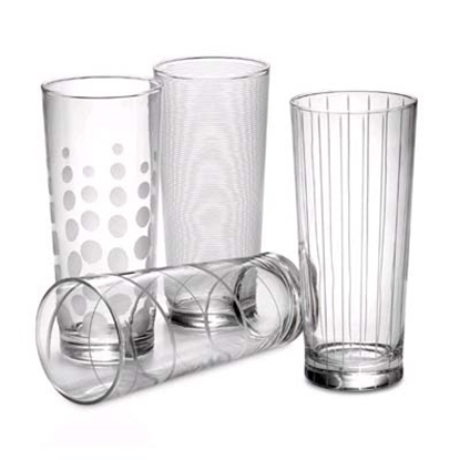 Picture of Mikasa Cheers Hi Ball Glasses - Set of 4