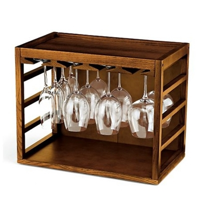 Picture of Wine Enthusiast Cube Stack Wine Glass Rack