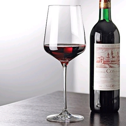 Picture of Wine Enthusiast® Infinity Cabernet Glasses -4