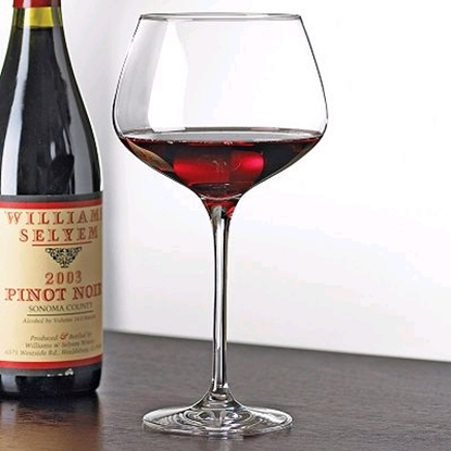 Picture of Wine Enthusiast® Infinity Pinot Noir Glasses -4