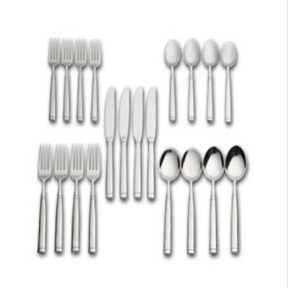 Picture of Towle® Stephanie Forged 20-Piece Flatware Set