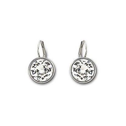 Picture of Swarovski Bella Clear Crystal Pierced Earrings
