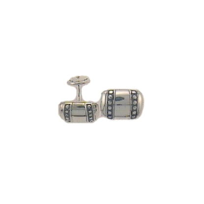 Picture of Scott Kay Cufflinks with Rivet Design