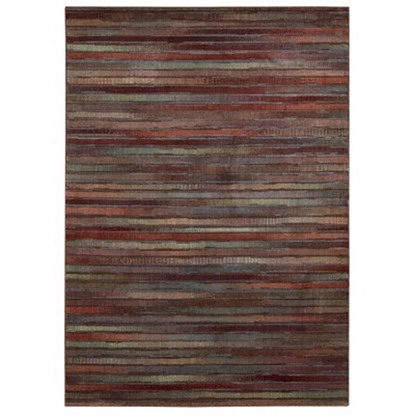 "Picture of Nourison Expressions Multicolor Rug -5'3"" x 7'5"
