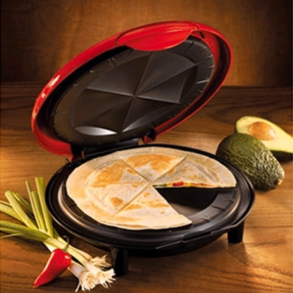 "Picture of Nostalgia Electrics™ 8"" Quesadilla Maker™"