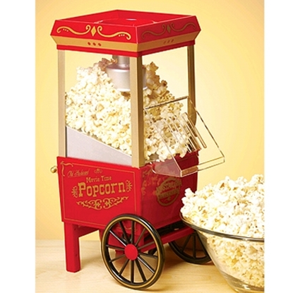 Picture of Nostalgia Electrics™ Hot Air Popcorn Machine
