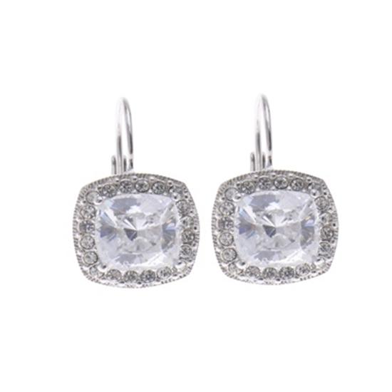 Picture of Nadri Cubic Zirconia & Crystal Earrings