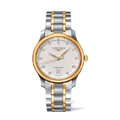 Picture of Longines® Stainless Steel & 18K Gold Men's Watch