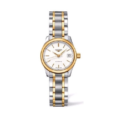 Picture of Longines® Stainless Stl & 18K Gold Ladies' Watch