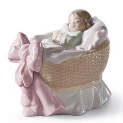 Picture of Lladro® A New Treasure - Girl