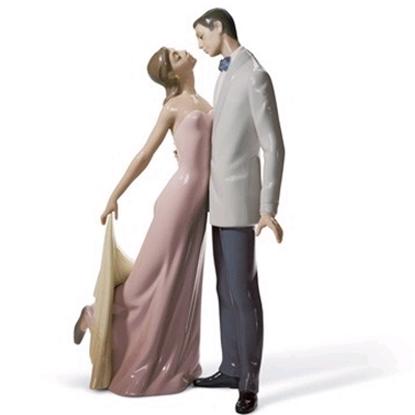 Picture of Lladro® Happy Anniversary Figurine