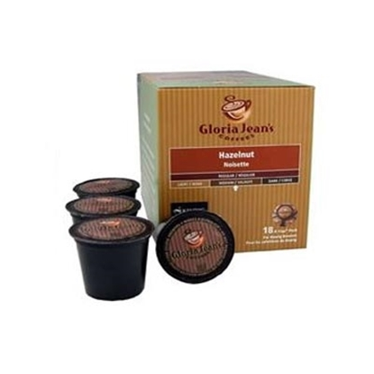 Picture of Keurig® Gloria Jeans Hazelnut Coffee K-Cups® – 36 Pack