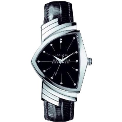 Picture of Hamilton Ventura Leather Strap Men's Watch