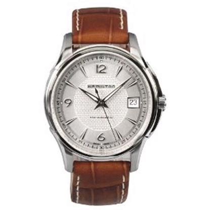 Picture of Hamilton Jazzmaster Men's Watch w/ Leather Strap