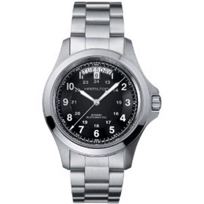 Picture of Hamilton Khaki King Stainless Steel Men's Watch