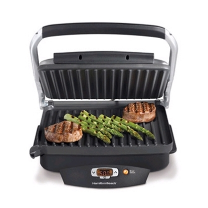 Picture of Hamilton Beach® Steak Lover's™ Indoor Grill