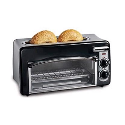 Picture of Hamilton Beach® Toastation® Toaster & Oven-Black